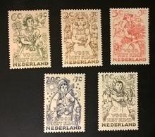 OLANDA 1949 INFANZIA - Nuovi