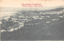 ARGOSTOLI  - Vue Générale - Grèce
