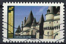 France 2019 Oblitéré Used Histoire De Styles Architecture Château De Vitré - 2010-.. Matasellados