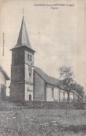 88 - CHARMOIS Devant BRUYERES : L'Eglise - CPA Village ( 450 Habitants ) - Vosges - France