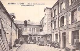 80 - CAYEUX SUR MER : HOTEL Du COMMERCE : Vue Intérieure - CPA - Somme - Cayeux Sur Mer