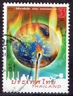 Thailand 2008 - World Environment  - Michel 2692  Somchai 2394  Used, Oblit. Gest. - Thailand