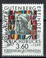 Liechtenstein 1999 // Mi. 1223 O - Liechtenstein