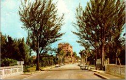 Florida Bradenton Entrance Looking South 1962 - Bradenton