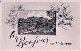 Un Bonjour Des Voëttes, Ormont-Dessous (4367) - VS Valais