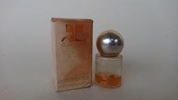 échantillon Ancien Eau De Toilette Empreinte De Courrèges - Vintage Miniatures (until 1960)