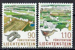 Liechtenstein 1999 // Mi. 1190/1191 ** - Liechtenstein