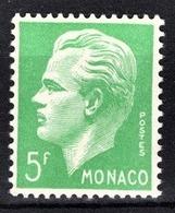 MONACO 1950 N° 349  NEUF** 2 - Unused Stamps