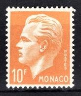 MONACO 1950 N° 350  NEUF** 2 - Unused Stamps