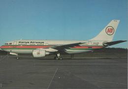 Kenya Airways Airbus A310 D-AIKM - 1946-....: Era Moderna