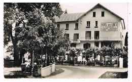 Pont-de-la-Chaux - Hôtel Des Lacs - France