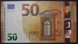 50 EURO P002B4 Netherlands DRAGHI Serie PB Perfect UNC - EURO