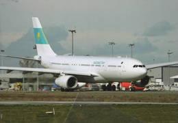 Kazakhstan Airlines Airbus A330-234  3B-TSL At Toulouse - 1946-....: Era Moderna