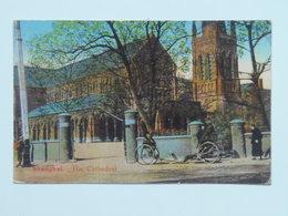 China 59 Shangai 1920 Cathedral - Cina