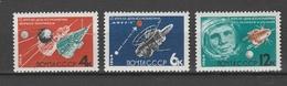 URSS 1964   Mi2895-97 A -   Postfrisch  -  Vedi  Foto ! - 1923-1991 USSR