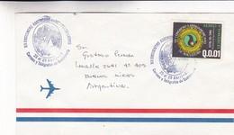 1983 SPC XII ENCUENTRO AMERICANO DEL NOTARIADO LATINO CIRCULEE GUATEMALA A BUENOS AIRES - BLEUP - Guatemala