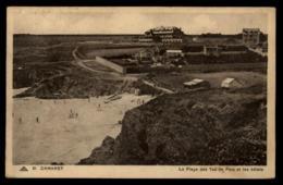29 - Camaret-sur-Mer - Crozon Camaret Sur Mer - La Palge Des Tas De Pois Et Les Hotels #10265 - Camaret-sur-Mer