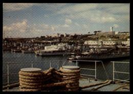 29 - Brest - L'escadre Au Quai Des Flotilles #10187 - Brest