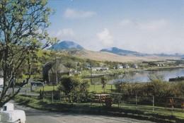 Postcard View From Jura Hotel Craighouse Isle Of Jura  My Ref  B23618 - Argyllshire