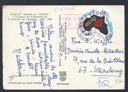 SIERRA LEONE DROIT DE L'HOMME HUMAN RIGHTS DEMAND PEACE FRIEDEN PAIX JUSTICE AFRIQUE  SS FRANCE CROISIERE 1969 - Sierra Leone (1961-...)