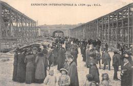 69-EXPOSITION INTERNATIONALE DE LYON 1914-N°1077-E/0137 - Autres Communes