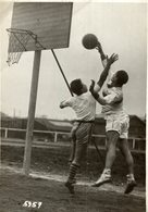 BASKET MILHOUSE  17 * 11  CM Fonds Victor FORBIN 1864-1947 - Deportes
