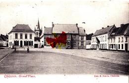 CHIEVRES - Grand'Place - Chièvres