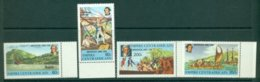 REPUBLIC OF CENTRAL AFRICA 1978 Mi 555-58** 250th Birthday Of James Cook [A1997] - Exploradores