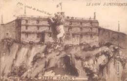 Après AGADIR - Le Lion S'impatiente - Agadir