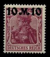 D-REICH INFLA Nr 157I Postfrisch X71DF36 - Unused Stamps