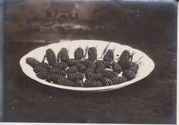BERRY FRUITS AGRICULTURAL  FARMING FARMERS  17* 12 CM Fonds Victor FORBIN (1864-1947) - Photographs