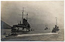 Warship.  K.u.K. Marine, Kriegsschiff, S.M.S. Sankt Georg, Gelgoland, Torpedoboote - Guerra