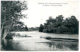 77260 Environs De LA FERTÉ SOUS JOUARRE - La Marne à L'île Notre-Dame - Postée En 1915 - La Ferte Sous Jouarre