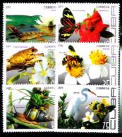 7592  Bees - Frogs - Butterflies - Birds - Shells - 2011 MNH - Cb - 2,50  M28 - Abeilles