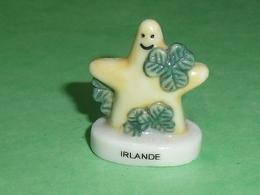 Fèves / Pays / Région : étoile , Irlande T12 - Pays