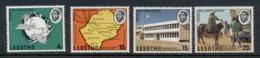 Lesotho 1974 UPU Centenary MUH - Lesotho (1966-...)