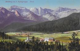 AK 0237  Steinberg Mit Dem Rofangebirge - Verlag Loinger Um 1910-20 - Achenseeorte