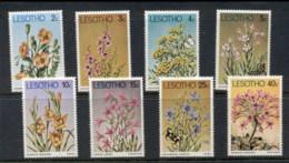 Lesotho 1978 Flowers Of Lesotho FU - Lesotho (1966-...)