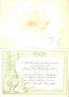 611683,Riesen-AK Lwiw Lwow Lemberg 1904 Telegraphenstation - Polen