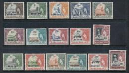 Lesotho 1966 QEII Pictorials Opt On Basutoland MLH - Lesotho (1966-...)