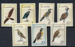 Lesotho 1971 Birds MUH - Lesotho (1966-...)