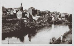 BERLAIMONT - VUE D'ENSEMBLE - ANIMEE - VERS 1950 - Berlaimont