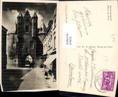 614016,Lievevrouwepoort Bergen Op Zoom Netherlands - Ansichtskarten