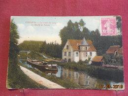 CPA - Dordives - Le Canal Du Loing - Le Moulin De Nançay - Dordives