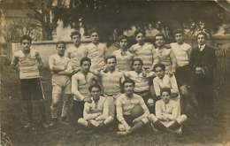 150519 - CARTE PHOTO CORREARD Voiron SPORT RUGBY - équipe Association Sportive école Natione De Voiron SPHEROBOLE - Voiron