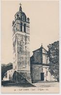 Cpa Corse Luri L'Eglise - Bastia
