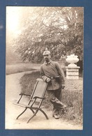 Fotokaart 1914 1918 Sint Pieters Leeuw Ruisbroek Ruysbroeck Duitse Soldaat-landsturm Inf Bat.Dresden 15.05.15 - Sint-Pieters-Leeuw