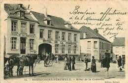 150519 - BELGIQUE BONSECOURS PERUWELZ Hôtel De La Cornette - Vélo Animation - Péruwelz