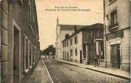 150519 - HOPITAL MILITAIRE - 42 Institution St Joseph Hôpital Temporaire N°84 Croix Rouge Rue De La Livatte ROANNE - Frankrijk
