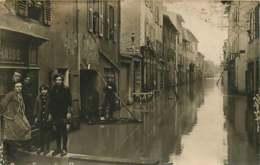 150519 - CARTE PHOTO Catastrophe Naturelle - 69 GIVORS Inondation - Givors